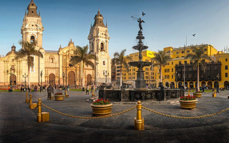 Lima, Perú, fundación