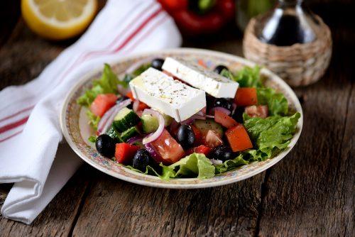 ¡Arma tu ensalada para la hora de comer!