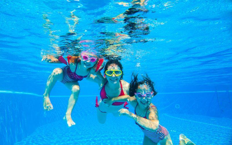 natación, beneficios, niños, familia, salud, Surco, hábitos, ejercicio