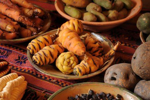 El origen de la comida peruana