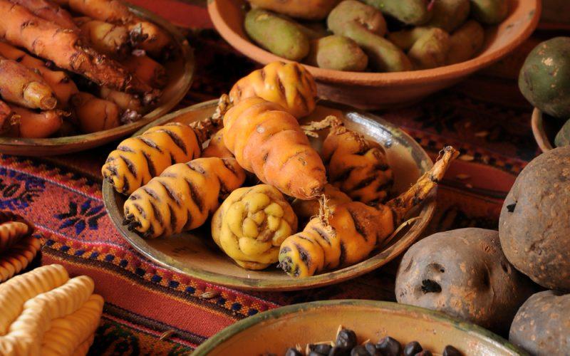 perú, comida, origen, tradición