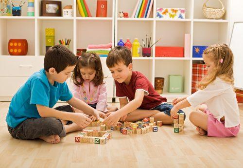 La importancia del juego en los niños
