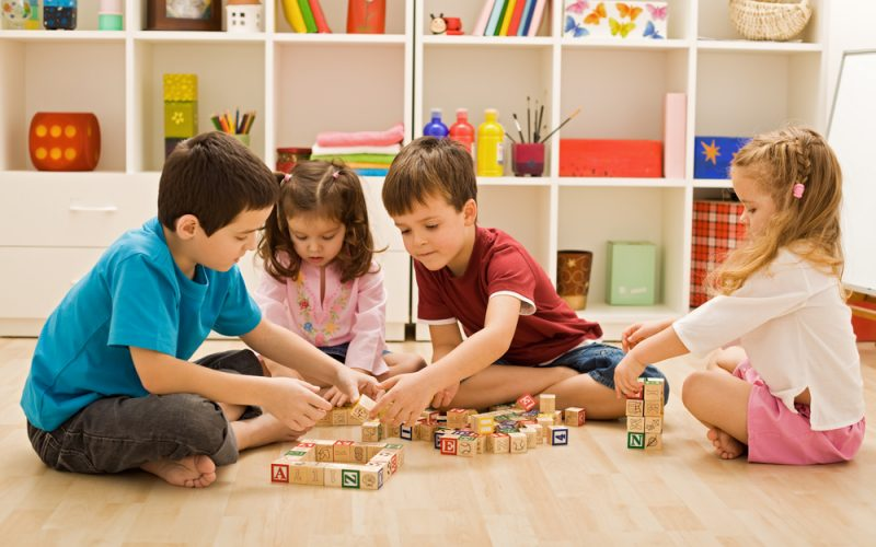 sala de juegos, magna haus, infancia, departamentos